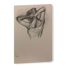 Dancer Degas Long notebook