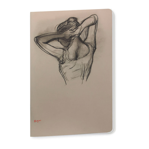Carnet long Degas Danseuse