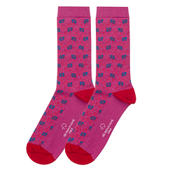 Lully Agathe Socks 40/44 - Pink - The French game
