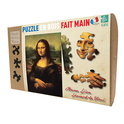50-piece Puzzle - Mona Lisa