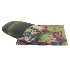 Glasses case El Greco - Portrait of a cardinal
