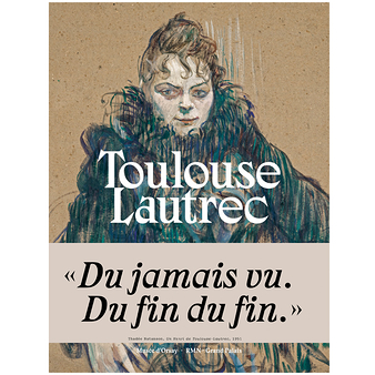 Toulouse-Lautrec - Exhibition catalogue