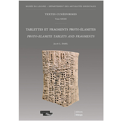 Proto-Elamite Tablets and Fragments