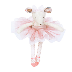 Dancing Mouse Plush - Moulin Roty
