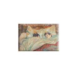 Magnet Lautrec The bed