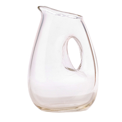 Carafe en verre transparent Clair - Pols Potten