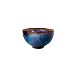 Tea Bowl - Ocean blue - ZaoZam