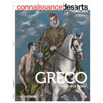 El Greco at the Grand Palais - Connaissance des arts Special edition