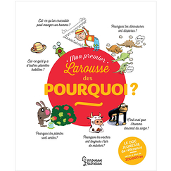 My First Larousse of Why ?