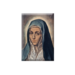 Magnet El Greco The Virgin Mary