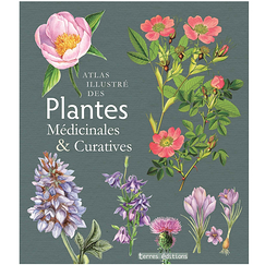 Illustrated atlas of medicinal and curative plants
