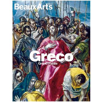 Revue Beaux Arts Hors-Série / Greco Grand Palais