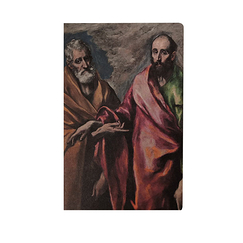 Notebook - Greco - Saint Peter and Saint Paul