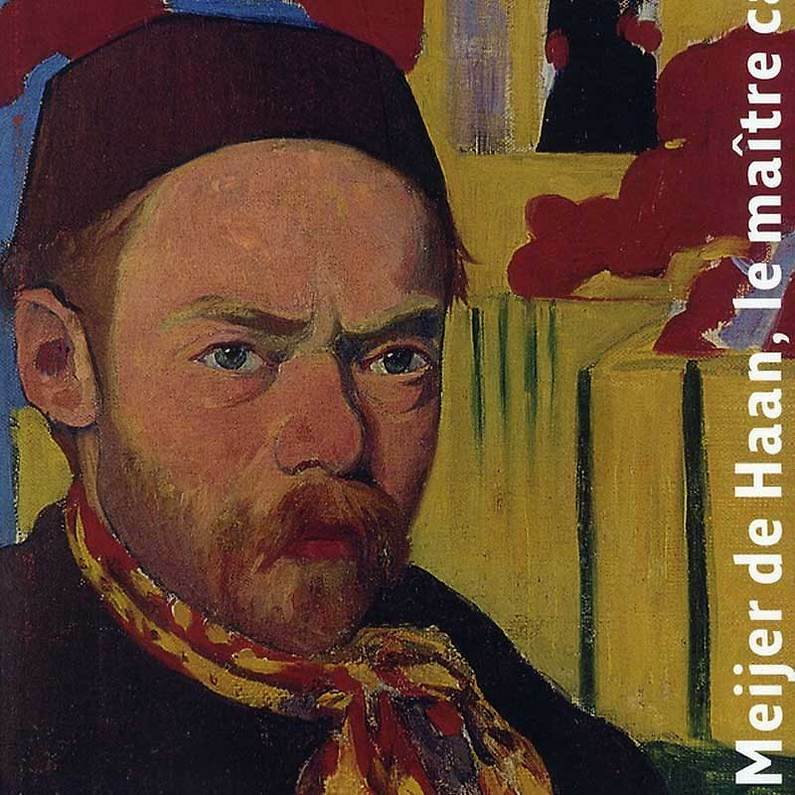 Exhibition catalogue Meijer de Haan, le maître caché