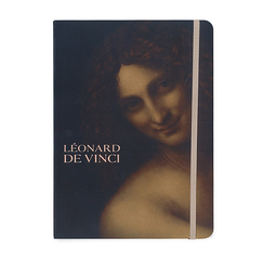 Elastic notebook Leonardo da Vinci - Saint John the Baptist