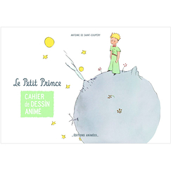 The Little Prince - Cartoon book