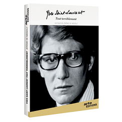 Dvd Yves Saint Laurent Tout terriblement