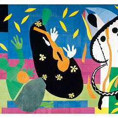 Sorrows of the King - Henri Matisse Poster