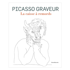 Picasso engraver. The remorseful crate - Exhibition catalogue