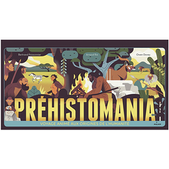 Prehistomania - An animated journey to the origins of humanity
