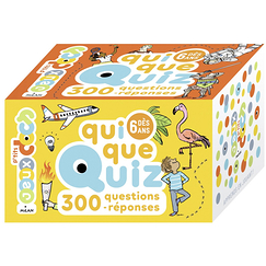 QuiQueQuiz - 300 questions and answers
