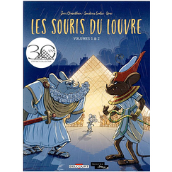The Louvre Mice - Boxset 2 volumes
