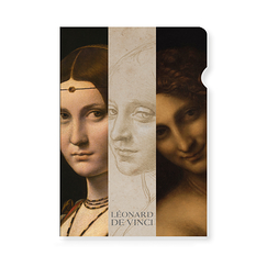 Da Vinci Clear File Multiview - A4