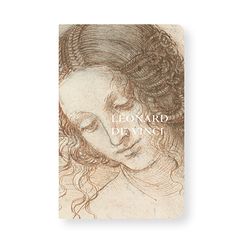 Notebook Leonardo da Vinci - Head of Leda