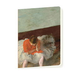 Notebook Edgar Degas - The Dance Lesson