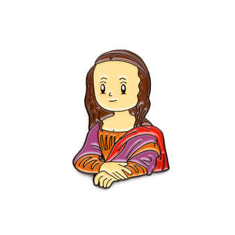 Mona Lisa Da Vinci - Pin
