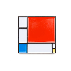 Pin's Mondrian - Composition II