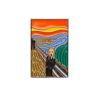 The Scream Munch - Pin