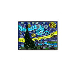 The starry night Van Gogh - Pin