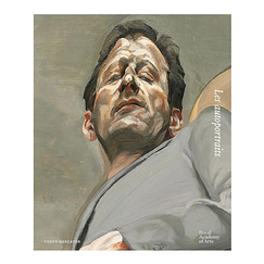 Lucian Freud Self-portraits - Exhibition catalogue