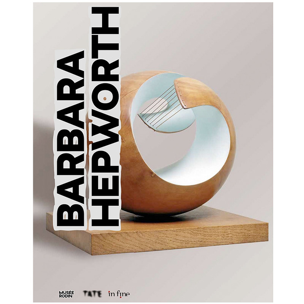 Barbara Hepworth - Exhibition catalogue