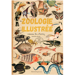 Zoologie illustrée - Collection Van Berkhey