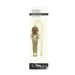 Metal bookmark Ramses IV