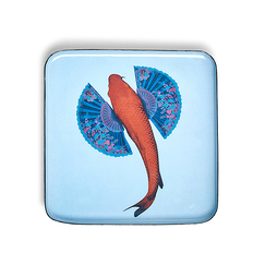 Fishkoï Square Trinket tray - Gangzaï