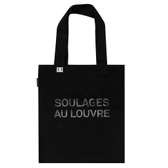 Totebag Soulages at the Louvre