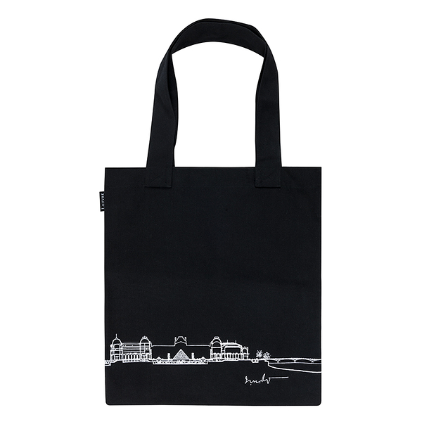 Tote bag - Pyramid of the Louvre / Archivia