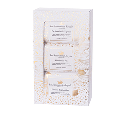 Three Soaps box set - La Savonnerie Royale