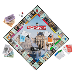 Monopoly Louvre - New edition