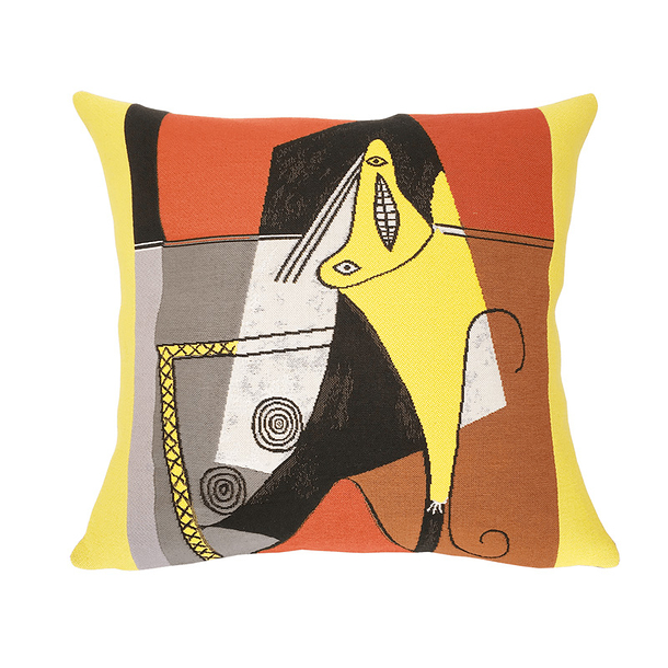 Picasso Cushion cover - Woman in an armchair, 1927 - Pansu
