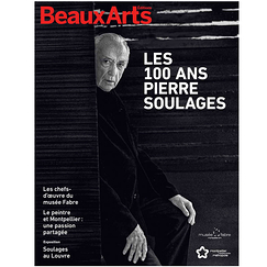 Beaux Arts Special Edition / The 100th anniversary of Pierre Soulages