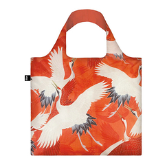 Bag Woman's Haori with Cranes - Loqi