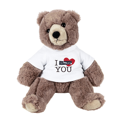 "Teddy bear ""I Louvre You"" - New edition"