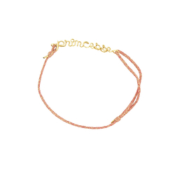 Bracelet with cord - Princess - Atelier Paulin