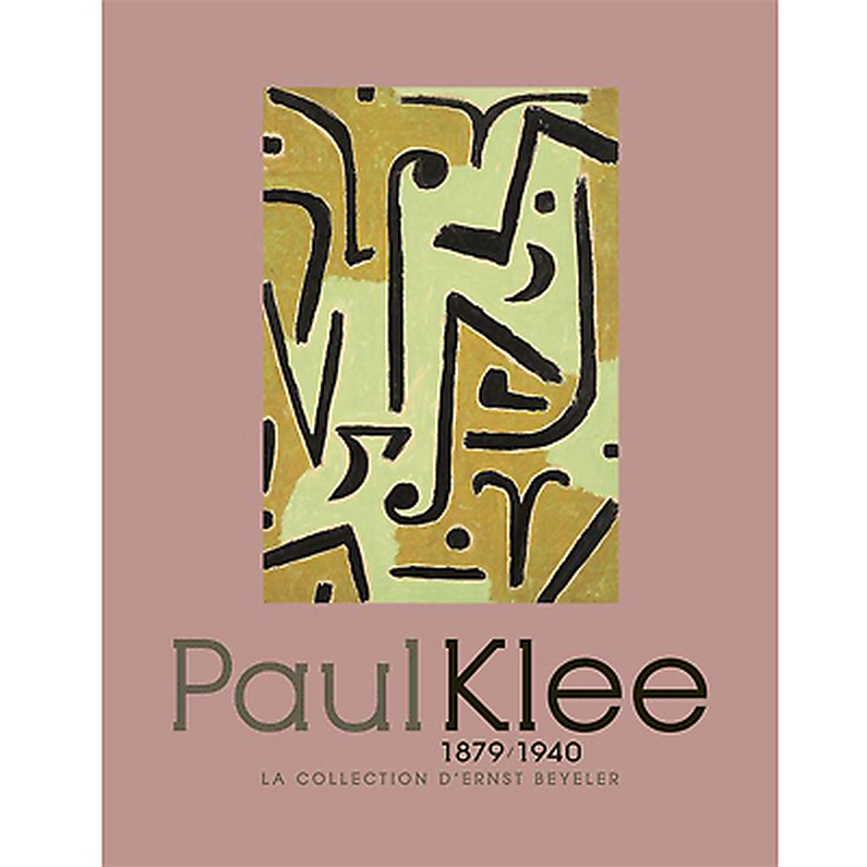 Exhibition catalogue Paul Klee (1879-1940). La collection d'Ernst Beyeler