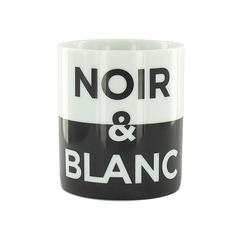 Mug Noir et blanc (Black and white)