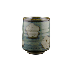 Plum Turquoise cup - Small